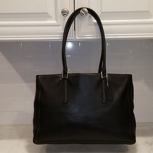 Coach Legacy Leather Business Bag Tote